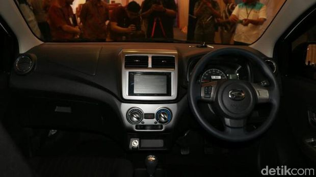 Daihatsu Ayla Juga Disegarkan, Ada Versi Mesin 1.200 cc