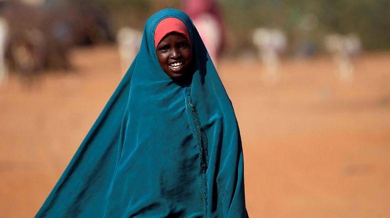 Melihat Anak-anak Pengungsi Somalia Belajar Alquran