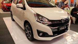 New Astra Daihatsu Ayla 1.0 L dan 1.2 L