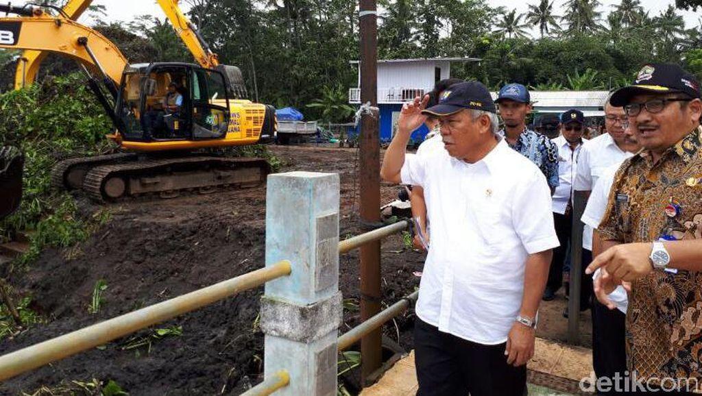 Menteri PUPR Marah Saat Blusukan di Tol Bawen-Salatiga