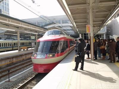 Serba-serbi Kereta Api Jepang