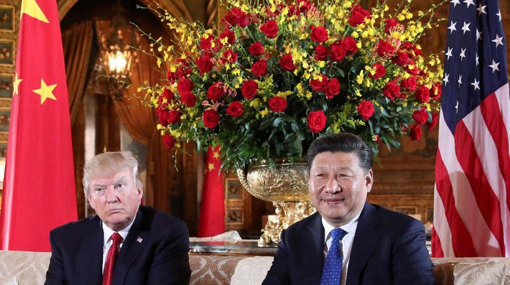 Trump dan Xi Jinping Bahas Perdagangan AS-China, Ini Hasilnya
