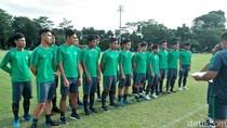 Timnas U-19 Menang atas Patriot Candrabhaga