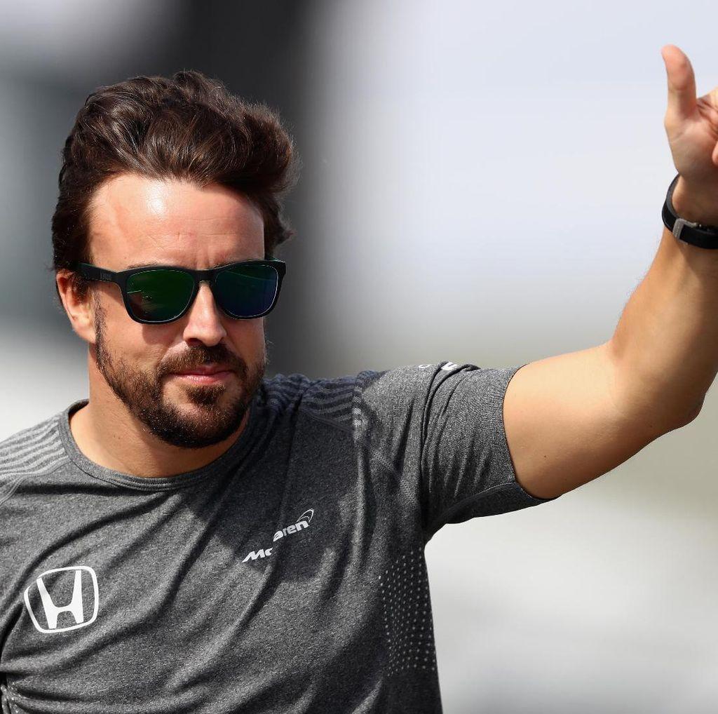 Ingin Juara Dunia Lagi, Alonso Buka Kans Tinggalkan McLaren