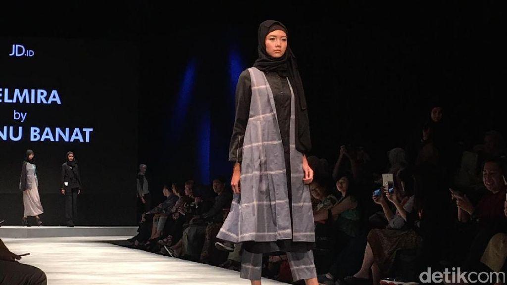 Sukses di Hong Kong, Karya Fashion Anak SMK Kudus Ini Akan Dibawa ke Eropa