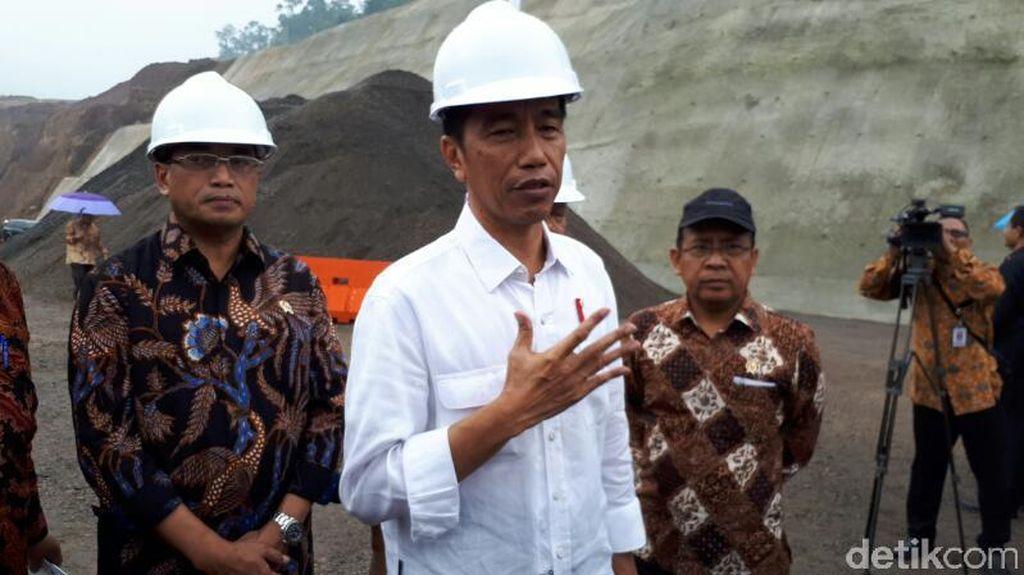 Ini Dia 245 Proyek Strategis Jokowi Rp 4.000 Triliun
