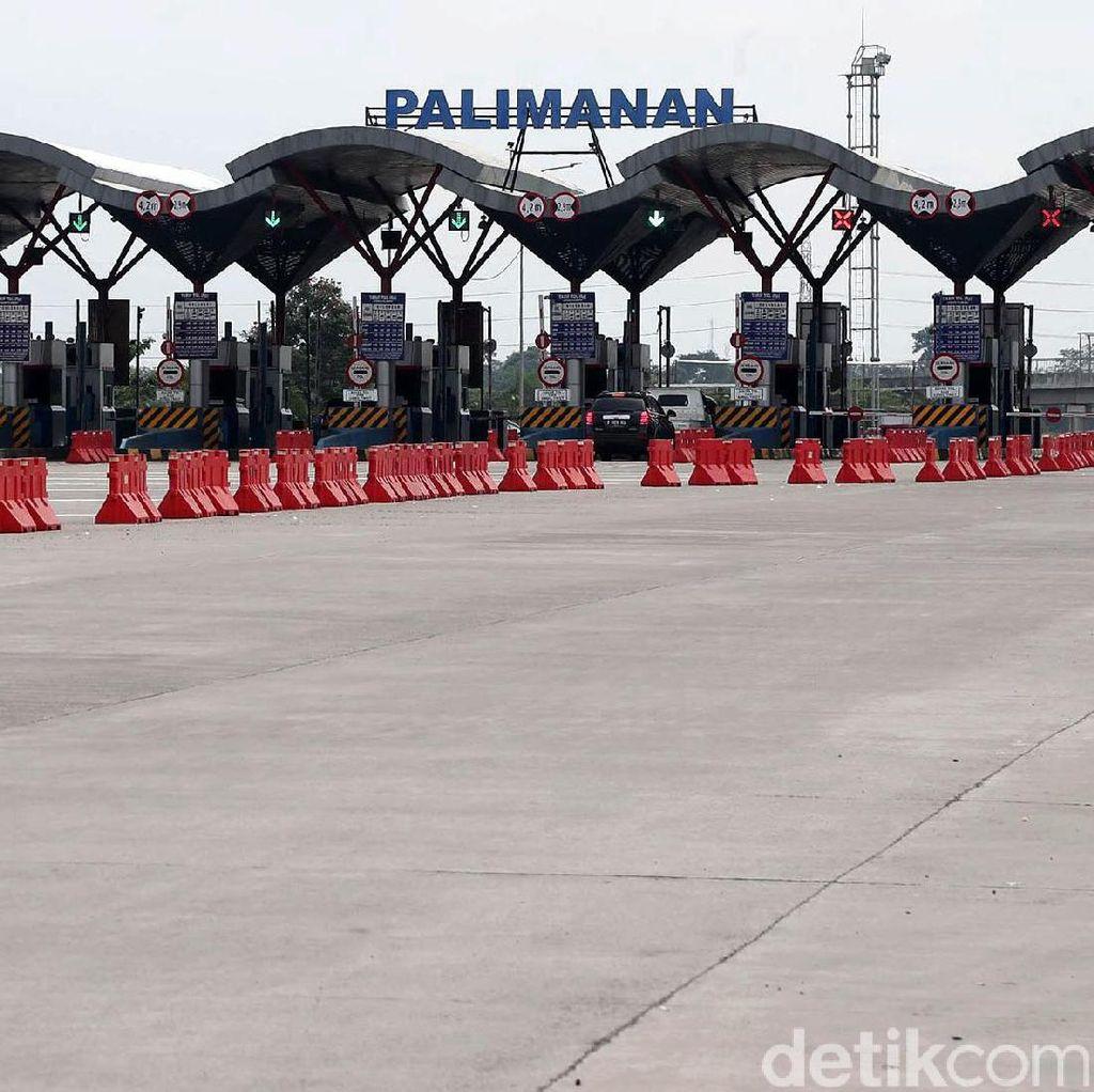 Arus Balik, Sudah 32.523 Kendaraan Melintas di Tol Cipali