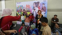 Gelar Lomba Mewarnai, Hangout with All Stars Dibanjiri Anak TK dan SD