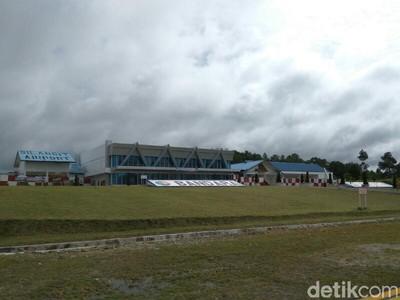 Silangit Jadi Bandara Internasional, Turis ASEAN Bisa Langsung ke Danau Toba