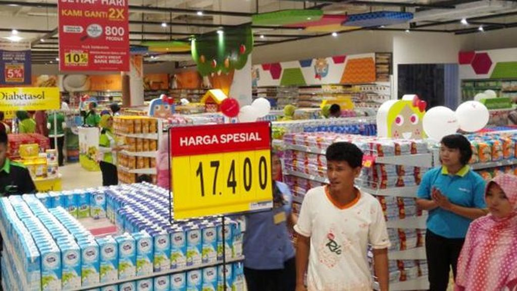 Transmart Tegal Masih Tawarkan Promo untuk Groseri