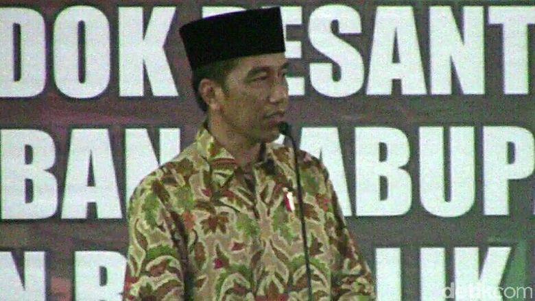 Jokowi: Agama Jangan Dijadikan Komoditas Politik