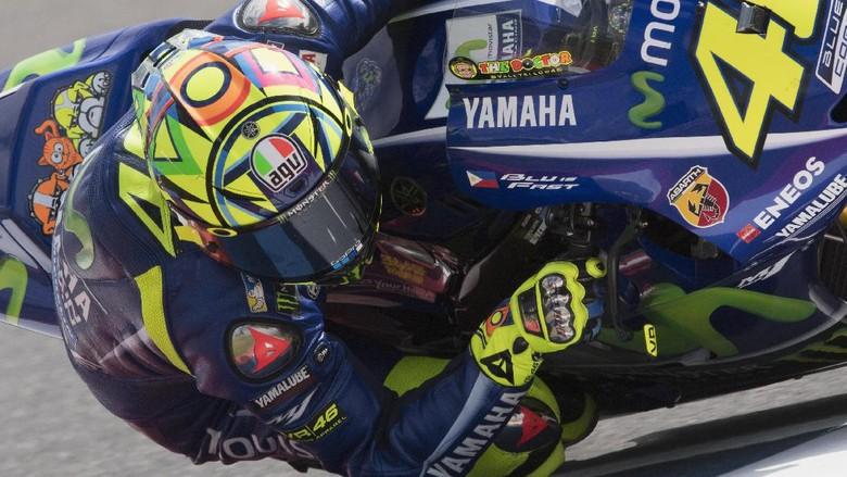 Rossi dalam Masalah Besar
