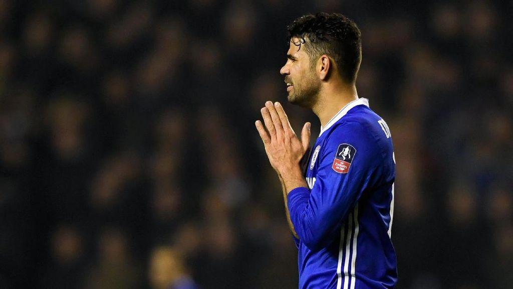 Costa: Saya Cuma Ingin ke Atletico, bukan Klub Lain!