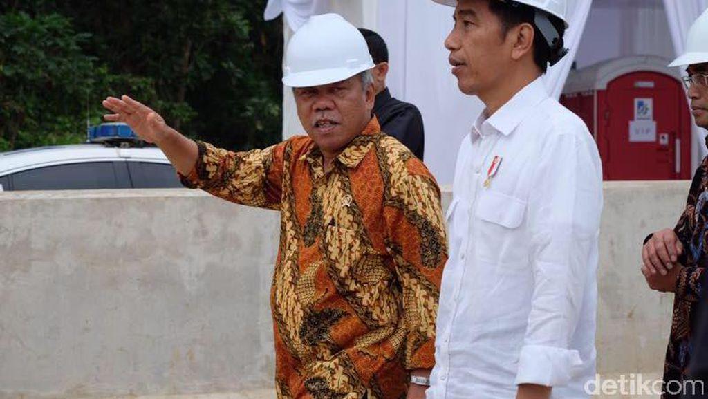 Ini Proyek Tol Bawen-Salatiga yang Dikunjungi Jokowi