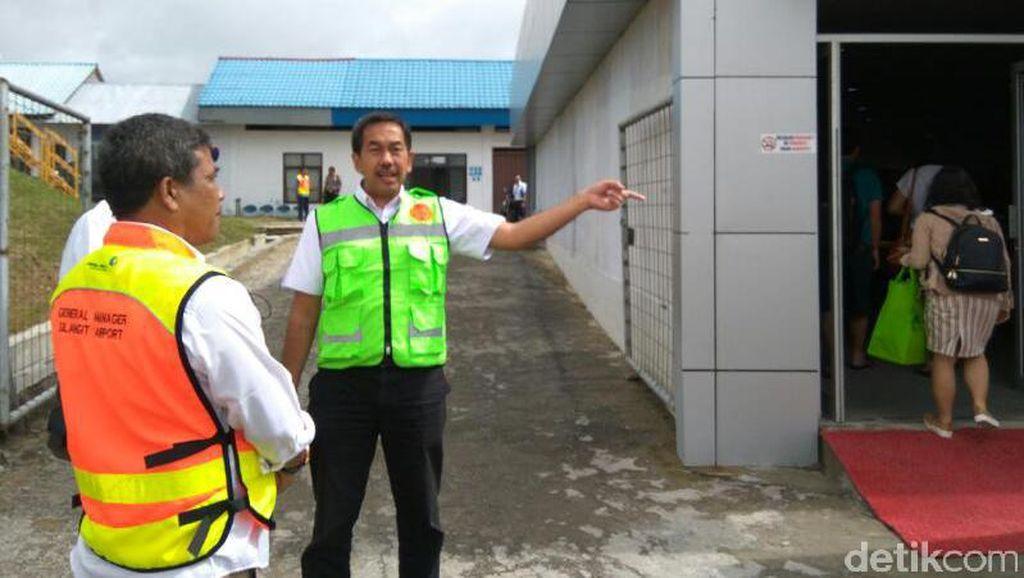 Silangit Ditetapkan Jadi Bandara Internasional