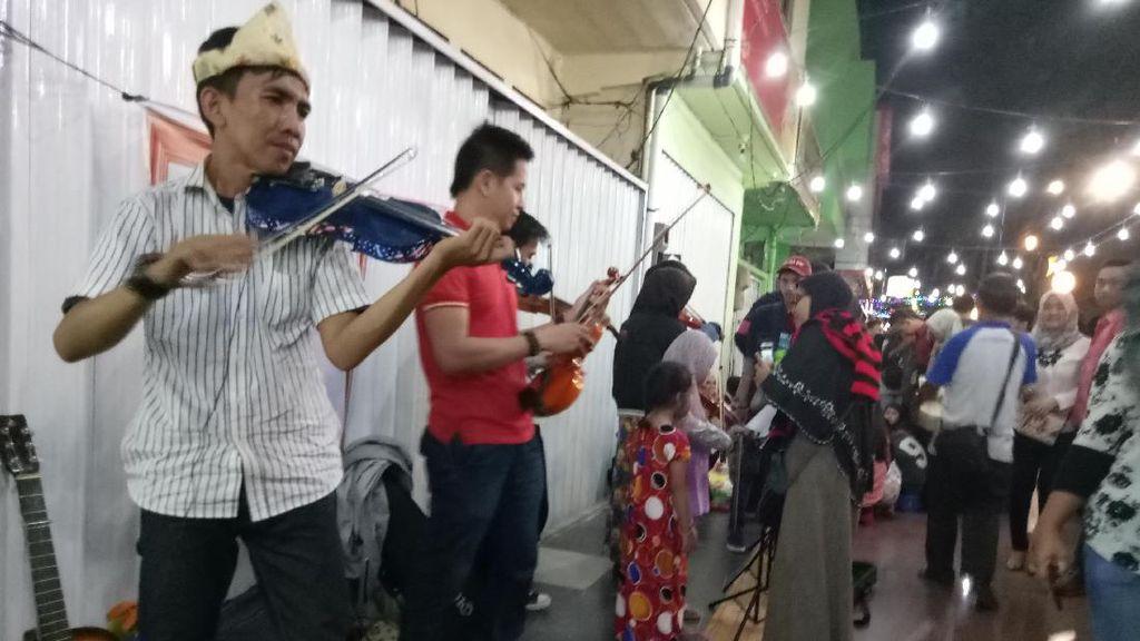 Kembangkan Wisata Malam, Pemkot Palembang Bina Musisi Jalanan