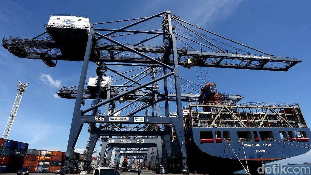 Catatan Menhub Agara Pelabuhan RI Berkelas Dunia