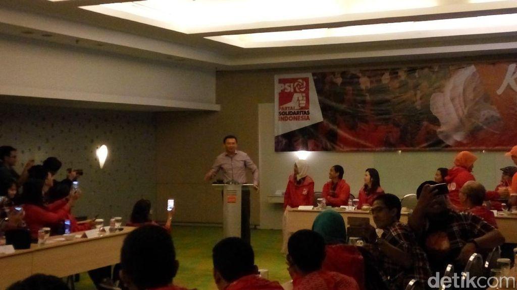 Ahok Beri Arahan ke Kader PSI: Jadi Pejabat Harus Jujur