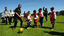 Menjaring Bibit Pesepak Bola Muda