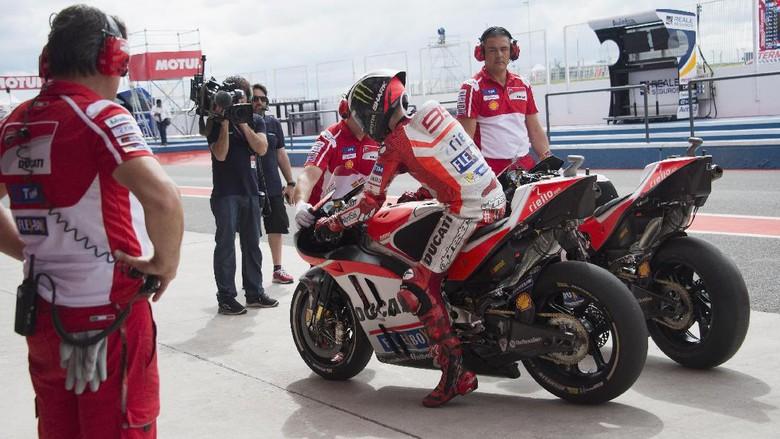 Di Balik Hasil Buruk dalam Kualifikasi, Lorenzo Temukan Solusi
