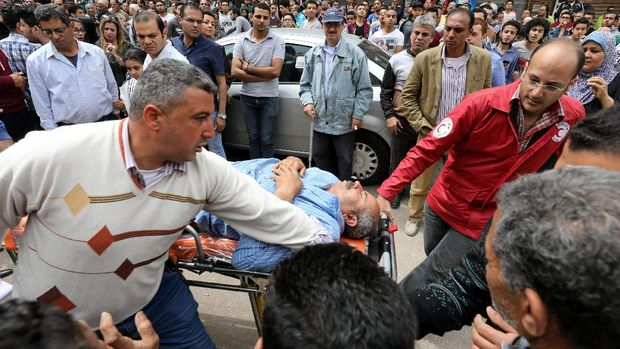 Korban Tewas Capai 36, ISIS Akui Perintahkan Serang 2 Gereja Mesir