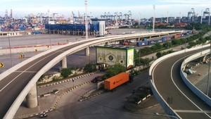 Jalan Tol Senilai Rp 5 T di Priok Siap Digunakan