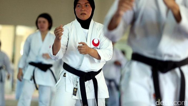 Berlatih Hadapi Amura Master Camp