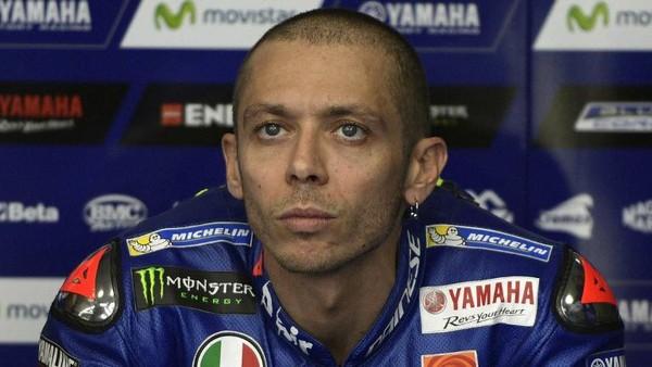 Akui Marquez Tangguh di Austin, Rossi Fokus ke Diri Sendiri