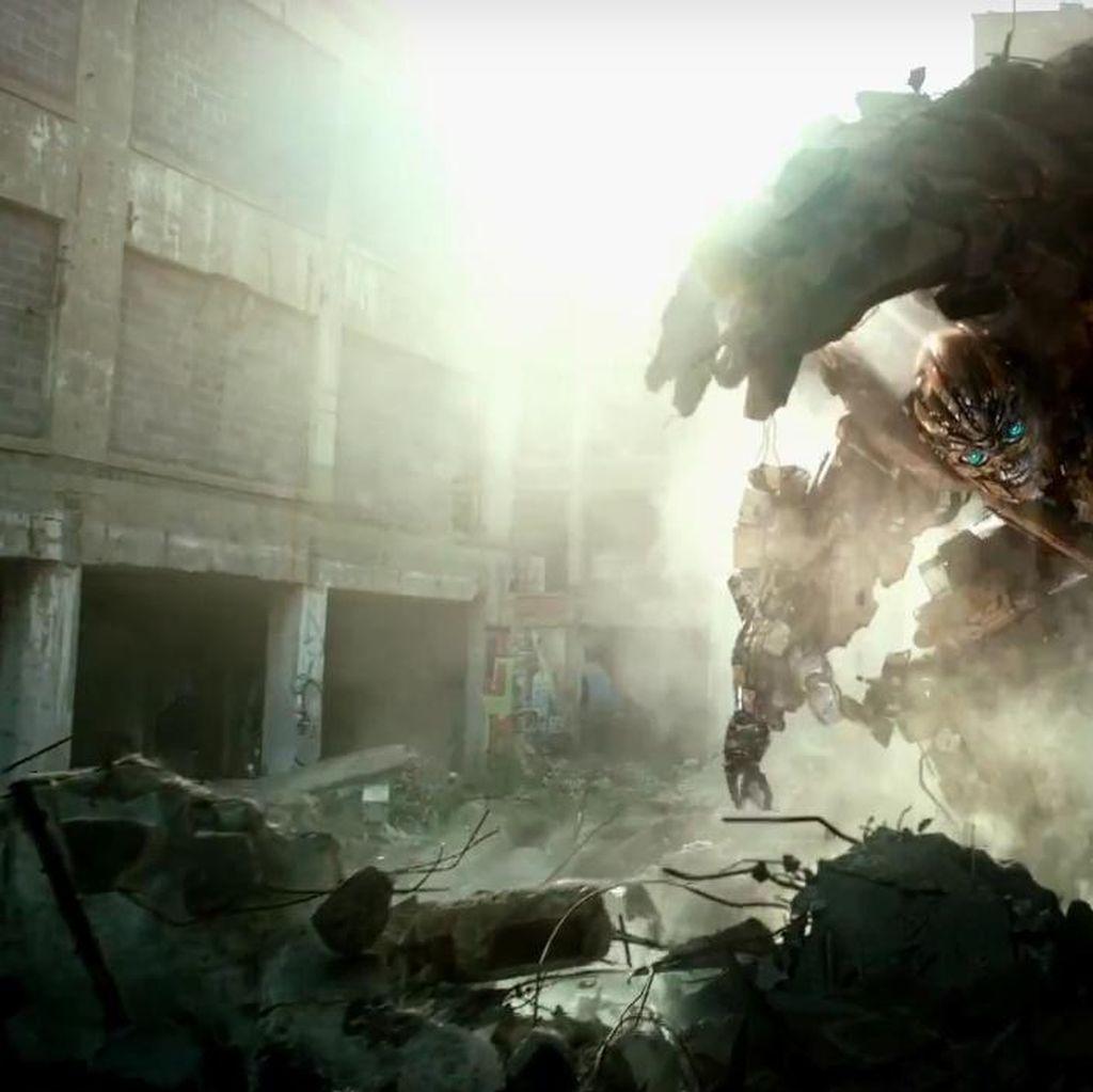 Pendapatan Transformers: The Last Knight Diramal Tak Capai Target