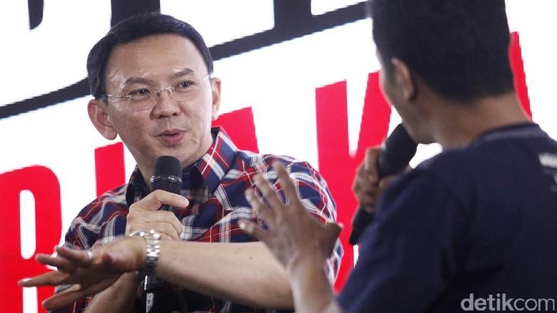 Hitung-hitungan Ahok Soal Bikin Rumah Rp 350 Juta di Jakarta