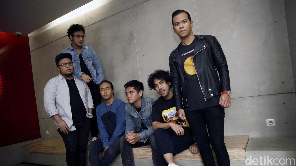 Tantangan Nidji Daur Ulang Lagu Malaysia