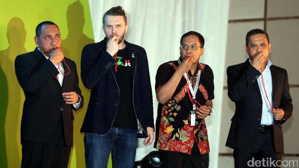Liga 1 Resmi Diluncurkan di Jakarta