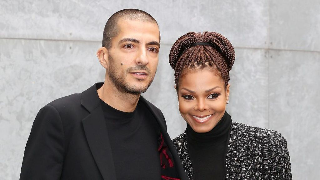 Walau Berpisah, Janet Jackson dan Suami Tetap Jaga Hubungan Baik