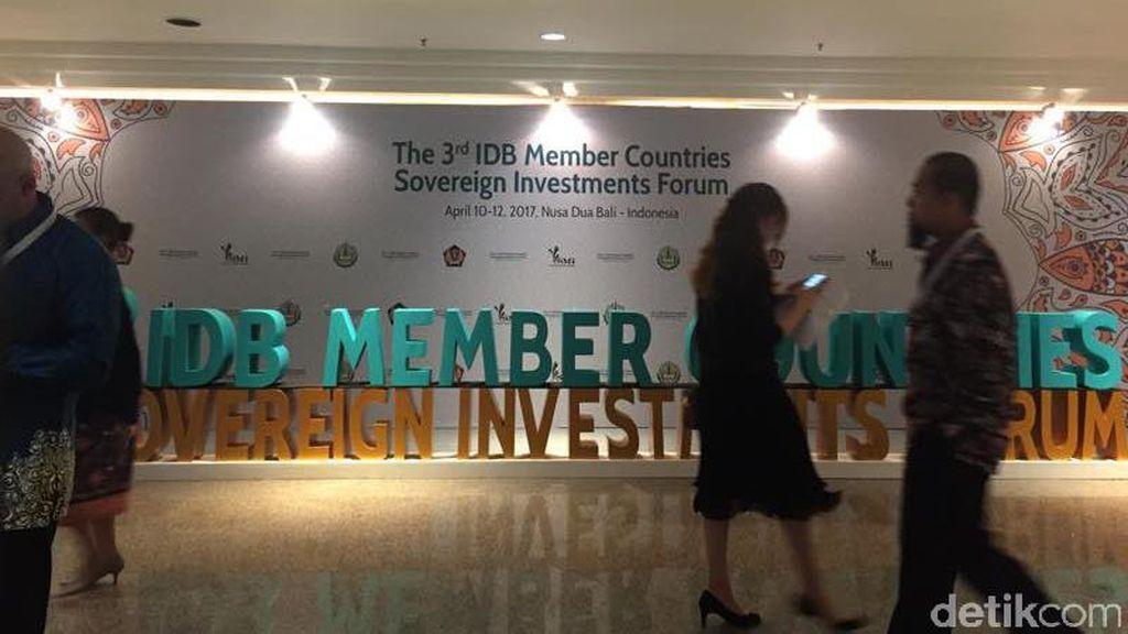 JK Buka Pertemuan IDB yang Dihadiri Perwakilan 78 Negara