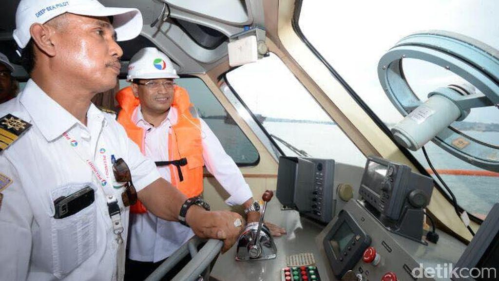 Selama Ini Dikuasai Malaysia, Menhub Eksekusi Pemanduan Kapal di Selat Malaka