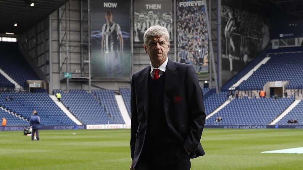 Arsenal Disarankan Lepas Wenger dan Coba Gaet Allegri