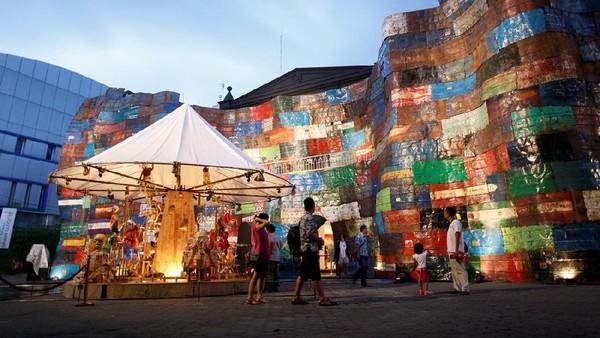 73 Seniman Indonesia dan Mancanegara Ikuti ART JOG 10