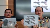 Senjata Api Rakitan Teroris Tuban Bernilai Rp 5 Juta