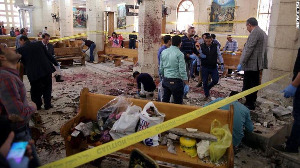 ISIS Klaim Pelaku Aksi Penyerangan 28 Warga Koptik di Mesir