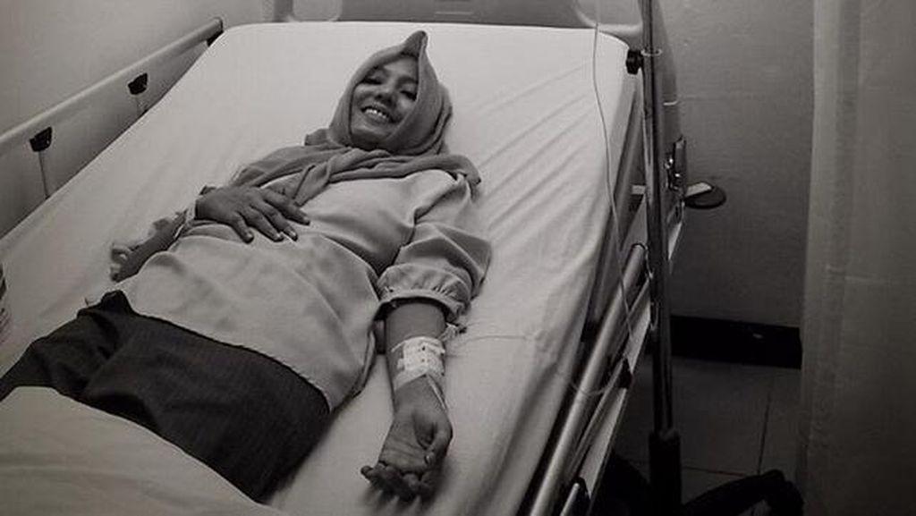 Perjuangan Renita Sukardi Melawan Kanker