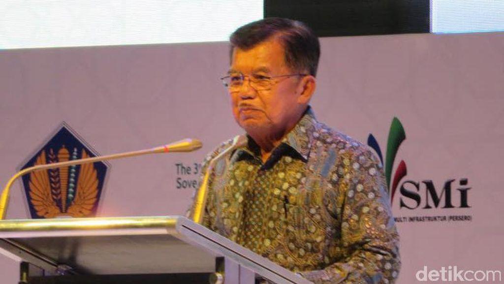 Jaga Marwah Partai, JK Minta Pimpinan Golkar Bersih