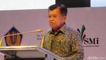 China Protes soal Peta Baru Indonesia, Ini Kata Wapres JK