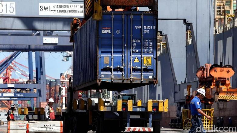 Di RI, Baru Pelabuhan Tanjung Priok yang Bisa Disandari Kapal Raksasa