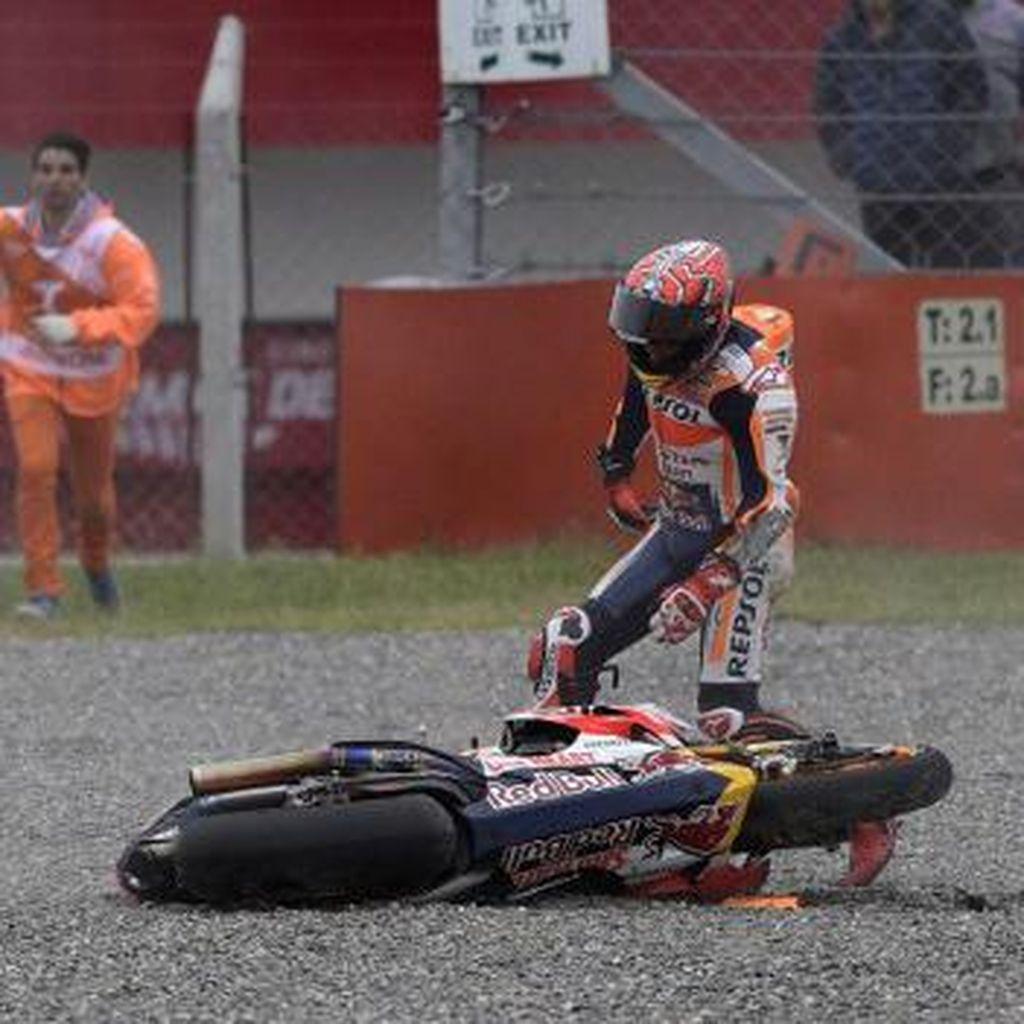 Marquez: Hasil di Argentina Tunjukkan Bahwa Honda Belum Siap Bersaing