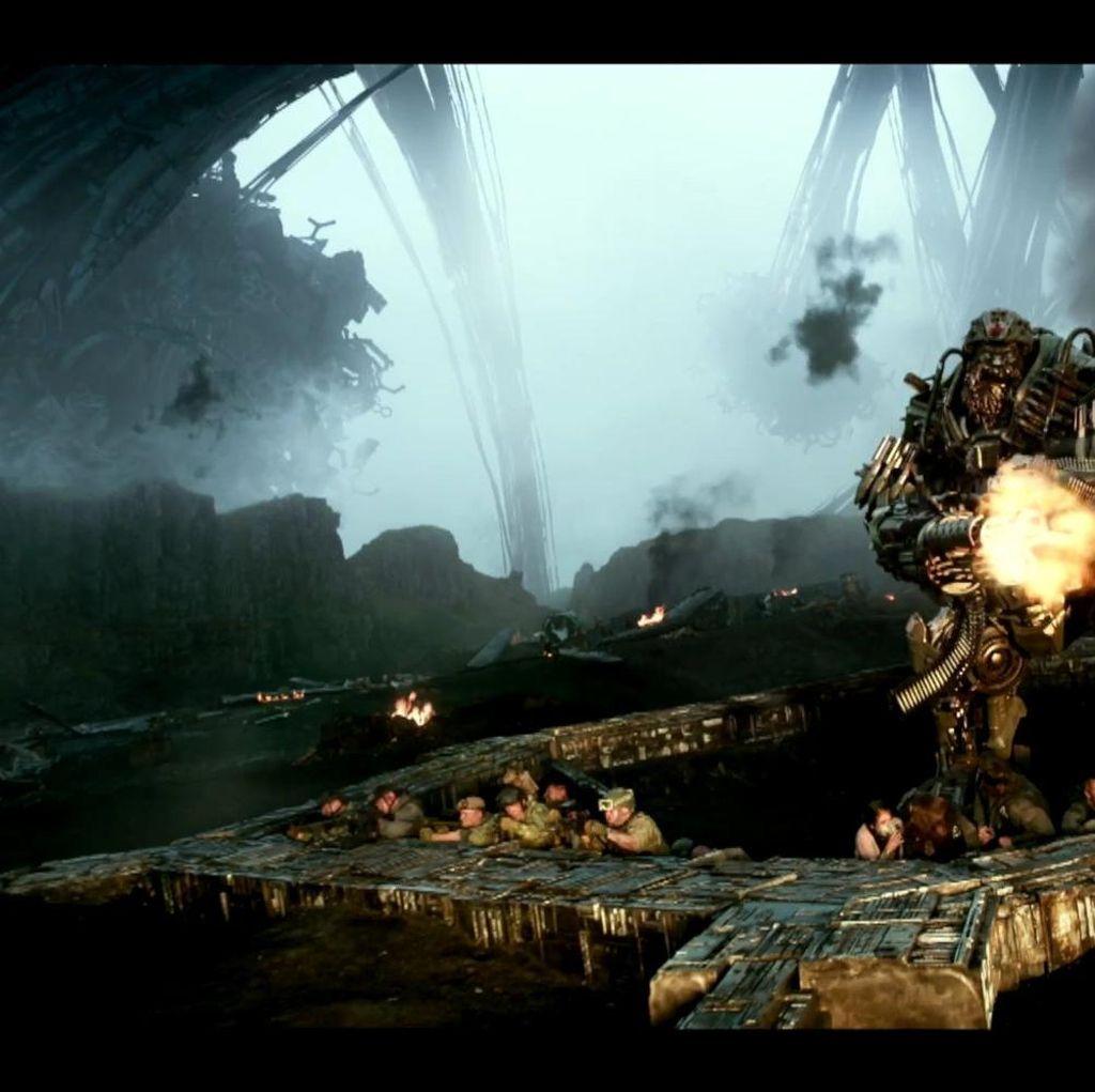 Ini Fakta di Balik Produksi Transformers: The Last Knight