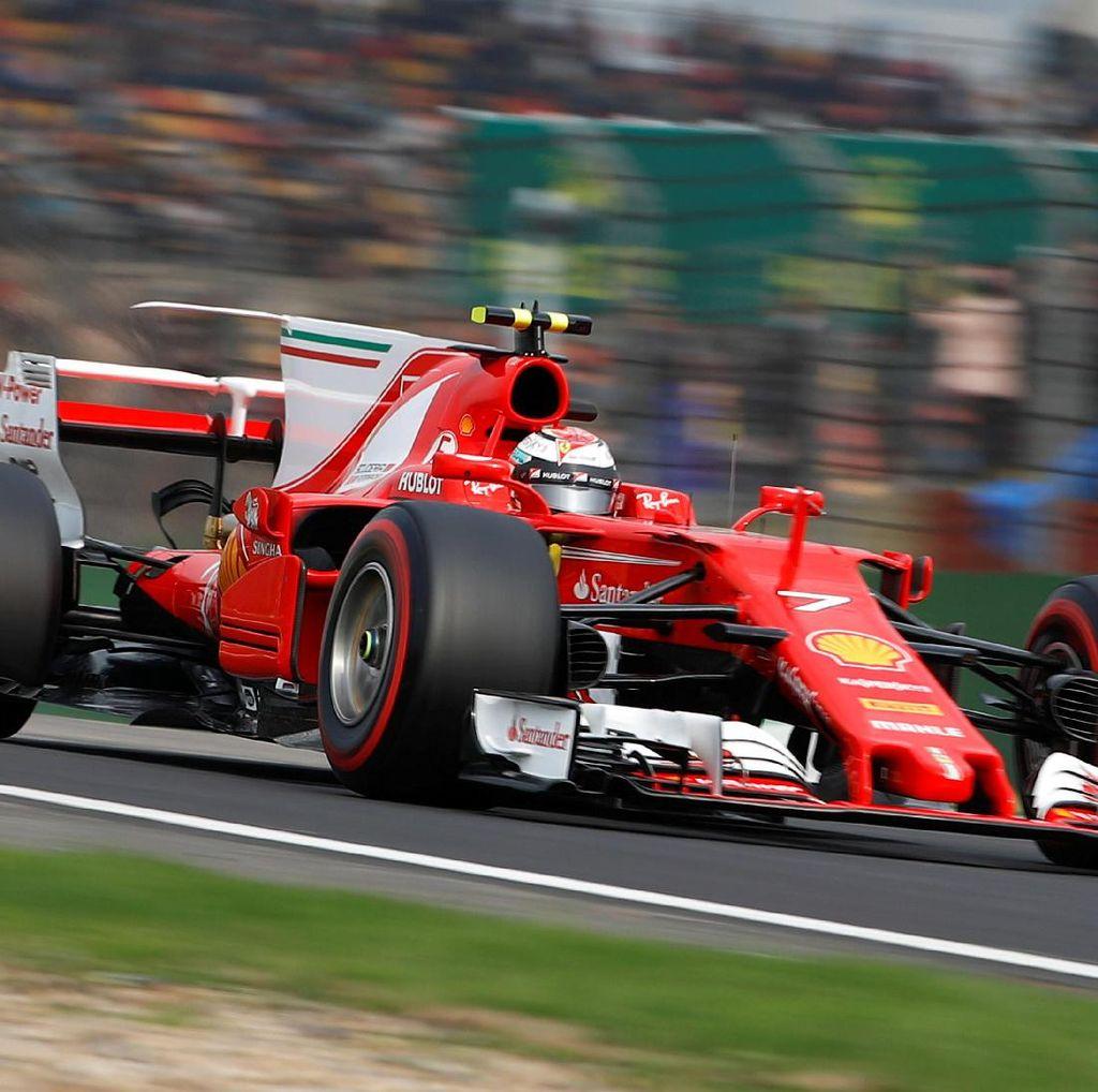 Presiden Ferrari Ingin Duduk bersama Raikkonen Bahas Performa