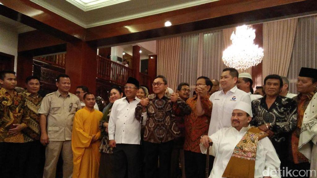 Bertemu Sejumlah Tokoh, Prabowo Bicara Persatuan Bangsa