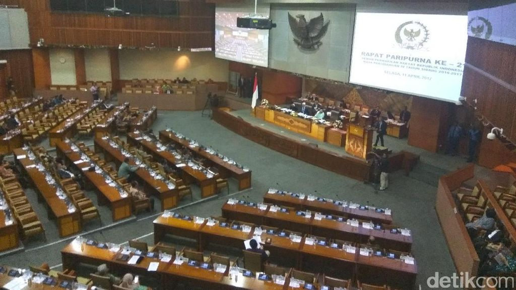 DPR Gelar Paripurna Soal Hak Angket, Akankah KPK Diintervensi?