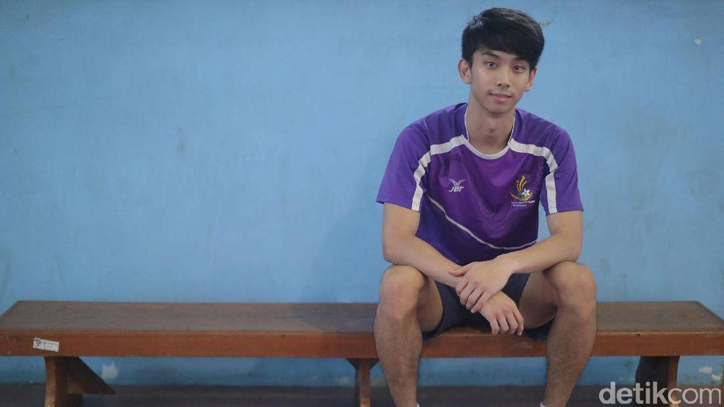 Pertahankan Emas SEA Games, Reinaldy Andalkan Tabungan Saat Uang Saku Macet
