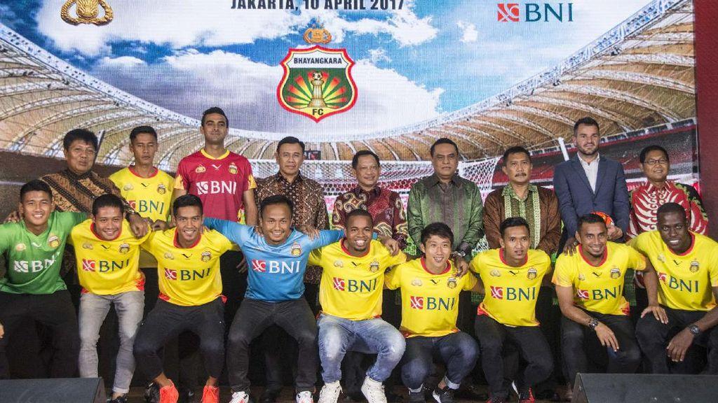 Permohonan Ditolak, Bhayangkara Harus Lepas 3 Pemain ke Timnas U-22